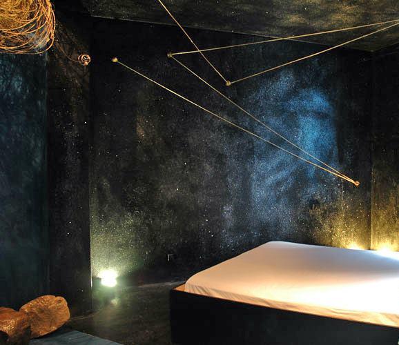 Maria Lai at Atelier Sul Mare, Sicily